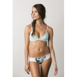 June Top Fred Turquoise