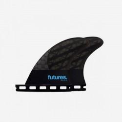 Futures 2xQuad Rear Fins