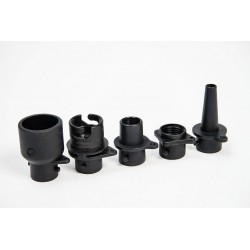 Various pump adapters