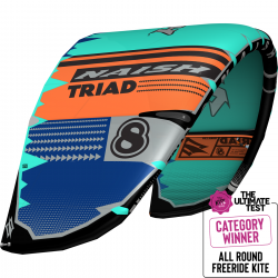 NAISH - S25 Triad