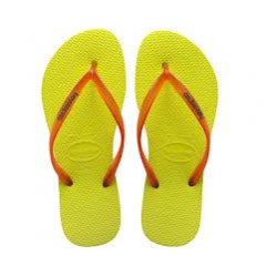 Havaianas Slim Logo Pop-Up
