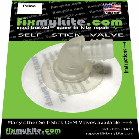 Ozone - High Volume 90 Degree One Pump Valve