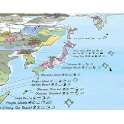 Carte Du Monde Kitesurf.Kitesurf Map