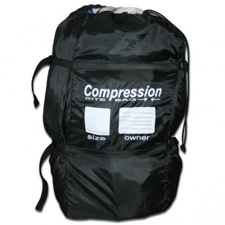 Compression bag for kites